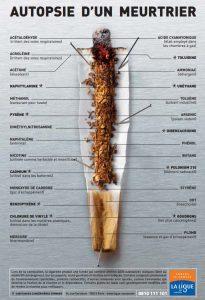 autopsie d'un meurtrier - cigarette